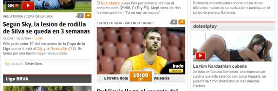 diario sport sección elbalonrosa